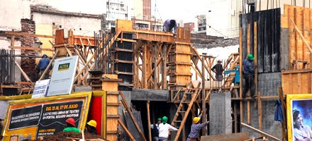 Seguridad: mayores exigencias para la exhibición de cartelería en obras