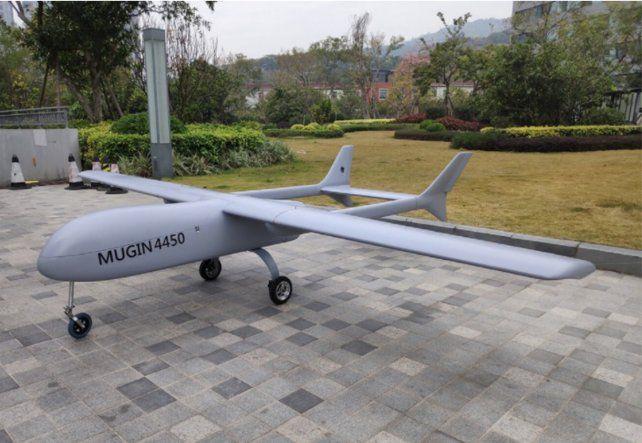 Incautaron un narcodrone capaz de transportar 150 kilos de droga