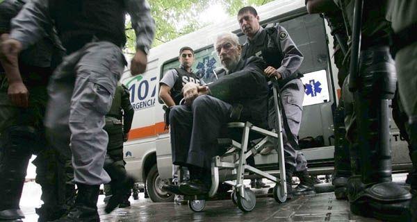 Murió Bussi, arquetipo del terrorismo de Estado