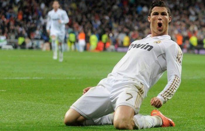 Cristiano igualó la marca de Raúl