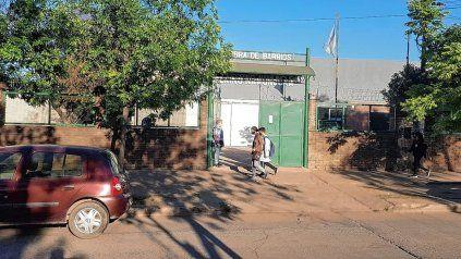 El retorno a las aulas de los alumnos de la escuela Ceferino Namuncurá