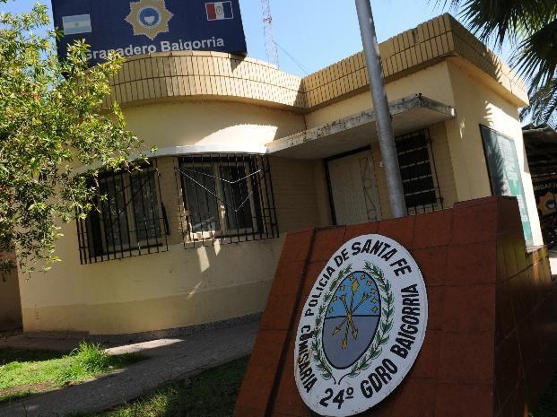 Los delincuentes fueron arrestados por personal de la comisaría 24ª.
