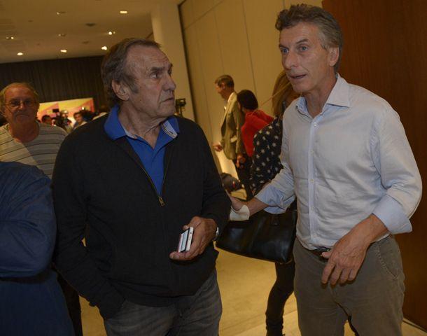 Días atrás el propio Macri dijo que sería un lujo tener a Reutemann de vice.