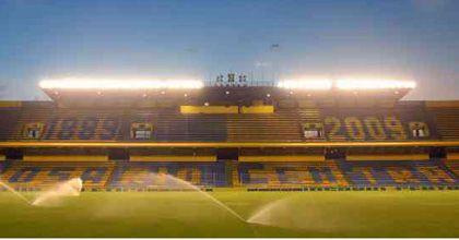 Usandizaga prometió mejoras en el Gigante para recibir a Argentina-Brasil