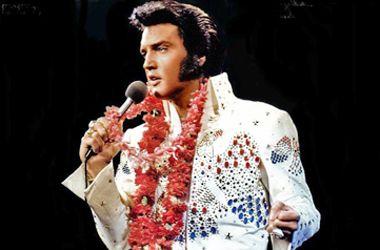 Reeditarán el álbum Elvis on Stage, uno de sus mejores discos en vivo de Presley