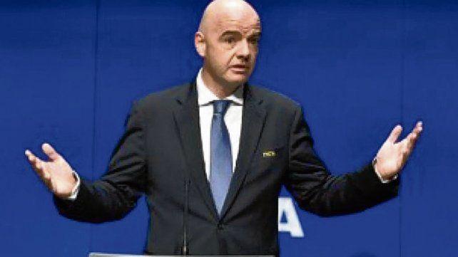 Regirán las nuevas reglas de la Fifa
