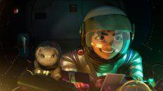 Fei Fei y su mascota parten rumbo al satélite de la Tierra en busca de una popular diosa oriental.