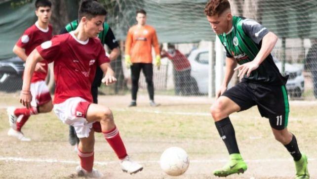 Funes de fiesta: Se jugaron los clásicos entre San Telmo y Defensores en divisiones inferiores de la Asociación Rosarina de Fútbol.