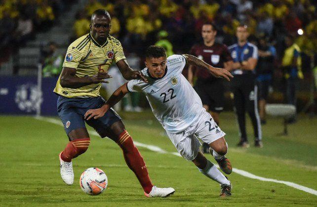 Argentina le ganó a Colombia y sacó pasaje para Tokio 2020