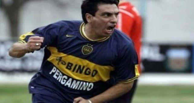 El exgoleador. Graciani había publicado este miércoles un tuit alentando a Boca.