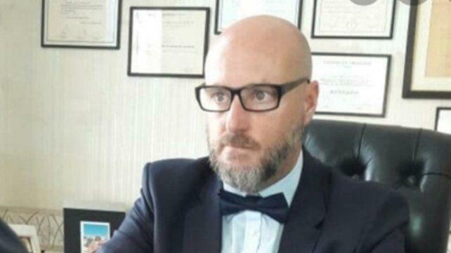 El abogado Luis Rossini