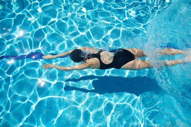 Estamos sin poder nadar