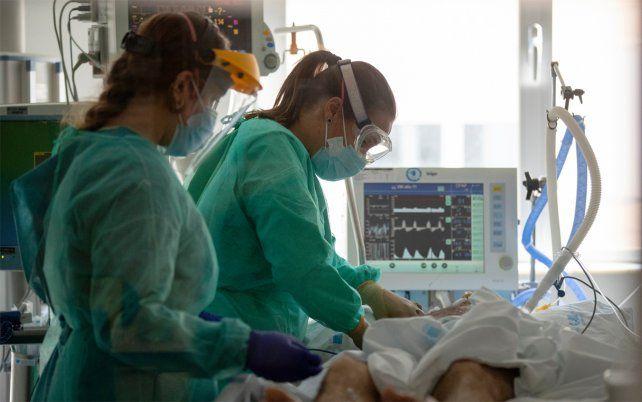 La profesional de la salud advirtió que hay una tendencia al aumento de la cantidad de casos diarios