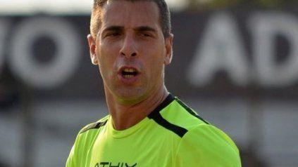 Hernán Mastrángelo arbitrará el partido que disputará Central ante Aldosivi en Mar del Plata.
