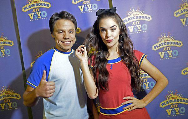 El programa de Disney conducido por Juanchi y Juli