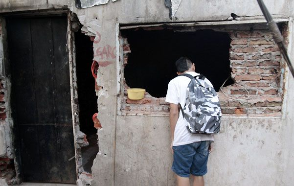 Narcomenudeo. El avance de las economías delictivas plantea una respuesta diferente en los barrios de los búnkers. (Foto: H. Río)