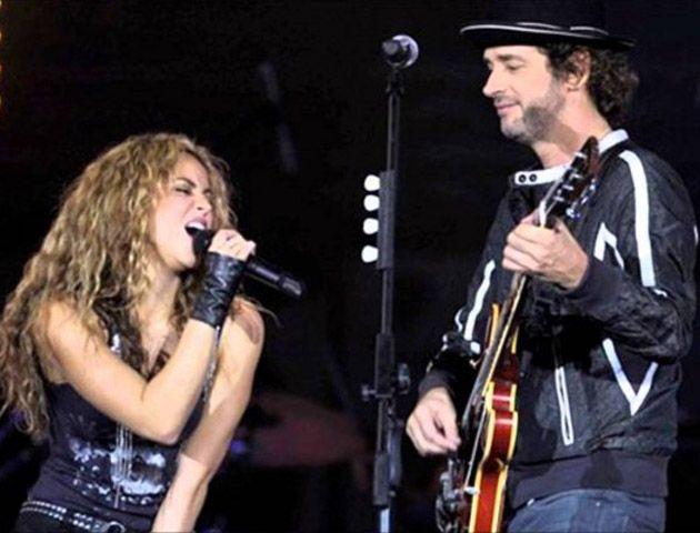 Cerati y Shakira
