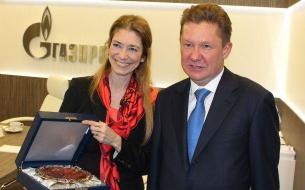 acuerdos. Giorgi se reunió también en Rusia la semana pasada con el jefe de la compañía hidrocarburífera Gazprom.