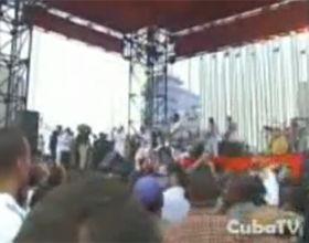 Kool and the Gang hizo bailar con su funk a miles de cubanos en La Habana