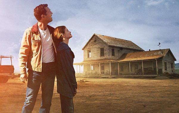 Desafío. El personaje de Matthew McConaughey lidera el grupo que atraviesa el universo en busca de un hogar.