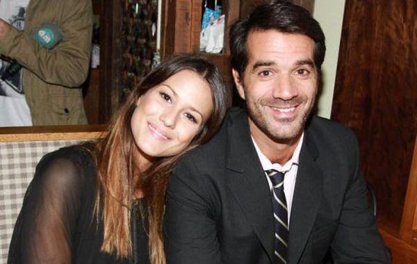 Luli Fernández y el abogado Cúneo Libarona