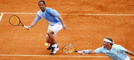 Copa Davis: perdió el dobles y la serie ante Rusia se define mañana