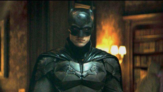 El rodaje de la película The Batman