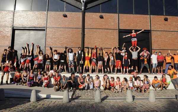 La Escuela de Artes Urbanas