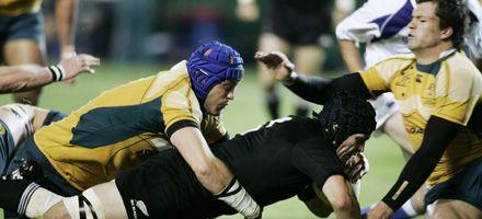 Los All Blacks reaccionaron y vencieron a Australia en el arranque del Tres Naciones