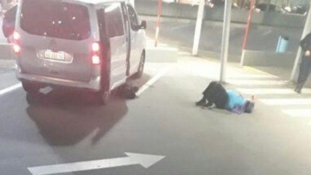 Córdoba. El crimen y el suicidio ocurrieron en la Terminal de Ómnibus.