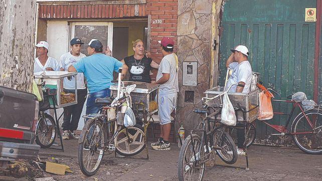 Los sectores informales son los más afectados en pandemia