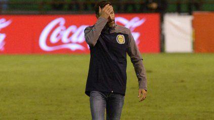 El Kily González se jugará mucho en los tres partidos que se vienen en el mundo Central.