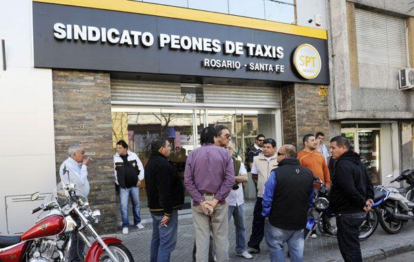 El plan de lucha puede ser a lo mejor un paro general en la provincia o Rosario