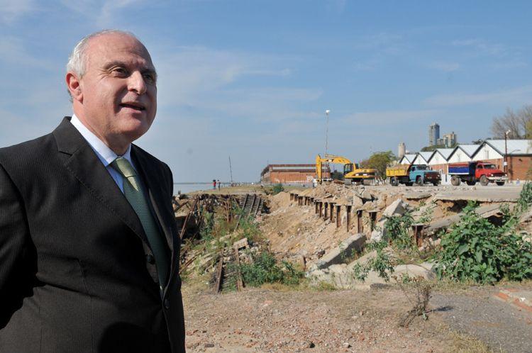 Por fin se firmó el acuerdo y en un año estaría arreglado el Parque España