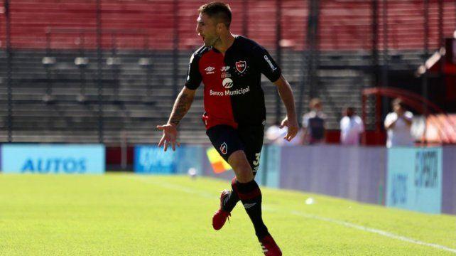 El viernes será la práctica de fútbol y puede develarse si Negri jugará el domingo.