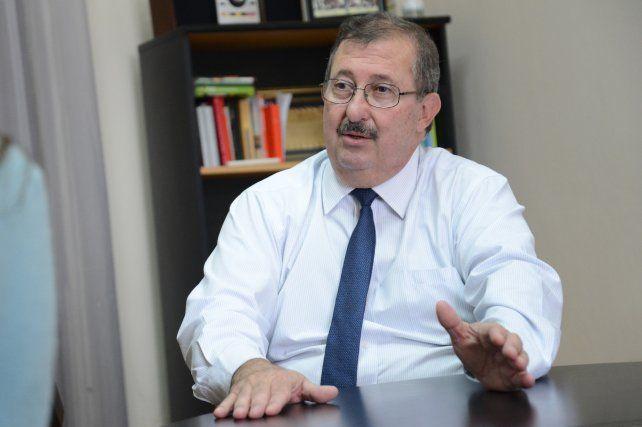 Cappielo fue secretario de Salud de Rosario