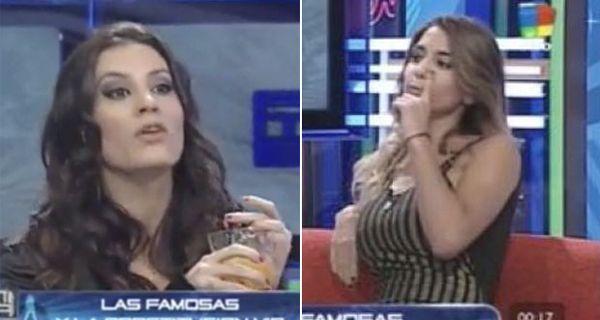 Natacha Jaitt y Cinthia Fernández en otro round por la prostitución vip