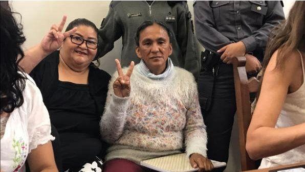 Tres años de prisión en suspenso para Milagro Sala por el escrache a Morales en 2009