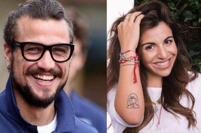 Gianinna Maradona confesó su gran amor en las redes sociales