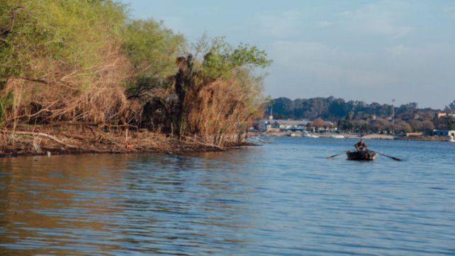 La Reserva Natural Isla del Sol está ubicada justo enfrente de la ciudad.