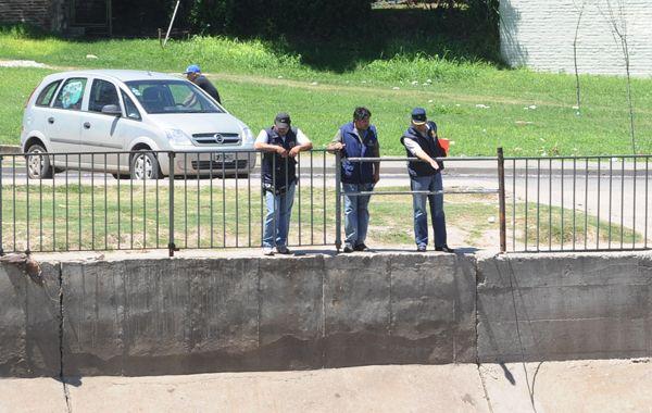 El operativo se cumplió en la zona comprendida entre la ruta 18 y la autopista a Rosario.