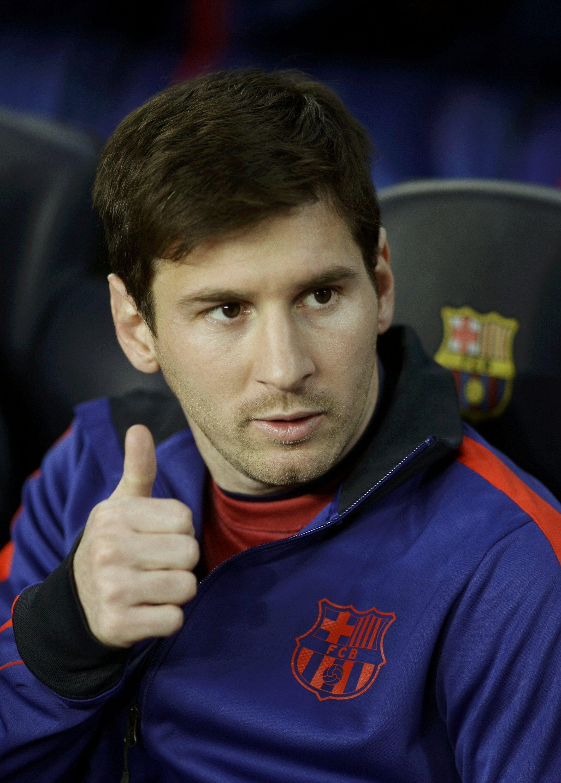 Messi admitió que el único libro que leyó en su vida fue la biografía de Diego Maradona