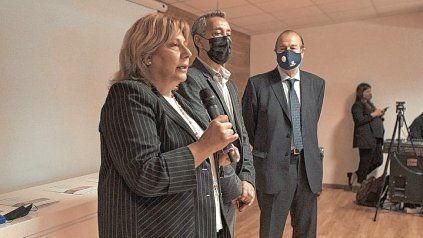 Sonia Martorano dio inicio a las Jornadas Interdisciplinarias en el Sanatorio Santa Fe