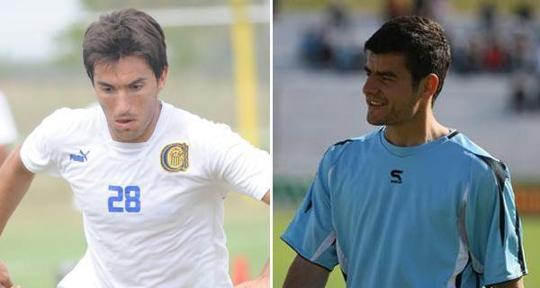 Peppino y el uruguayo Lombardi firmaron contrato y se sumaron a los refuerzos de Central
