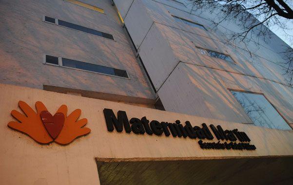 Ayuda. La maternidad de Moreno al 900 recibirá el financiamiento de la provincia.