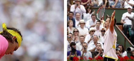 Nadal no pudo defender su corona: fue eliminado en octavos por Soderling