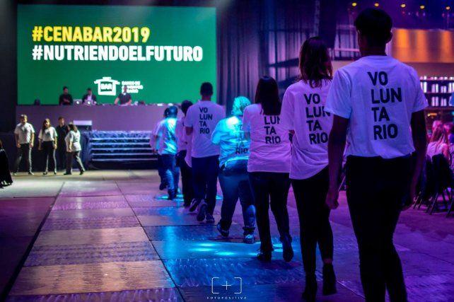 El Banco de Alimentos Rosario tuvo su gran noche solidaria