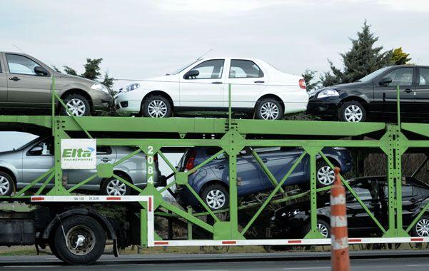 En marcha. Se vendieron 204.981 vehículos financiados entre enero y junio.