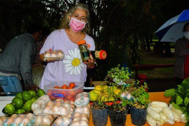 La seguridad alimentaria es la experiencia de la comuna de Maggiolo que fue reconocida internacionalmente