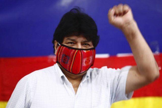 Evo Morales dio positivo de coronavirus, está aislado y bajo tratamiento médico